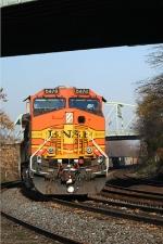 BNSF 5478